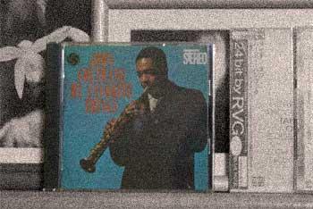 ジョン・コルトレーンのCD『マイ・フェイヴァリット・シングス』